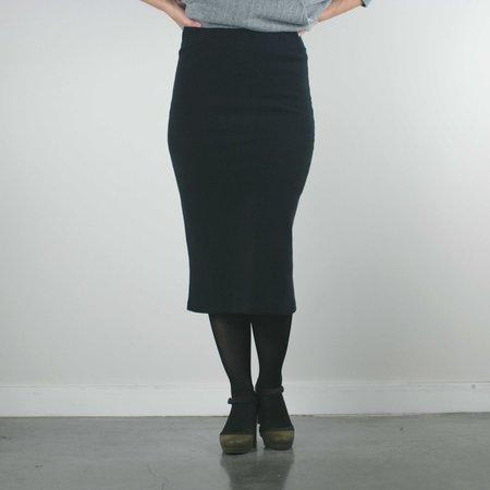 Pillar Murex Tube Skirt - Black