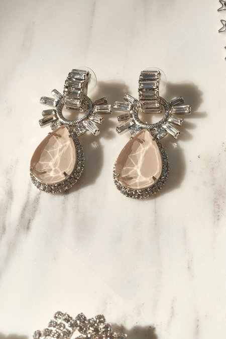 ELIZABETH COLE Ivy Earrings