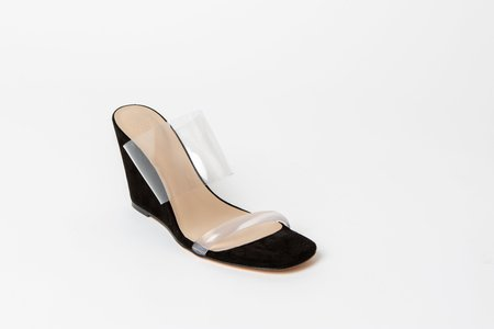 Maryam Nassir Zadeh Olympia Wedge - Black