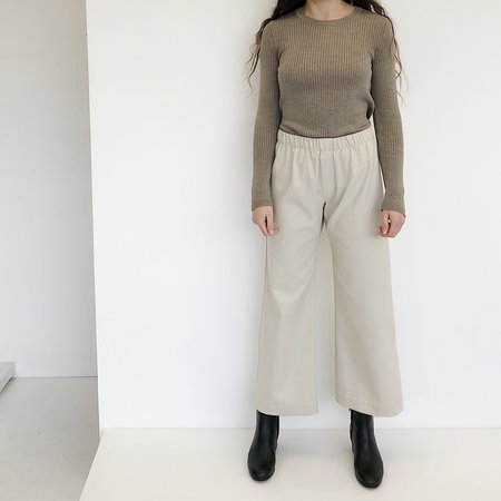 Unisex LLOYD Karate Pant - Ivory