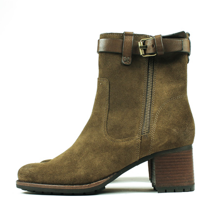 Trask Madison Boots - Olive