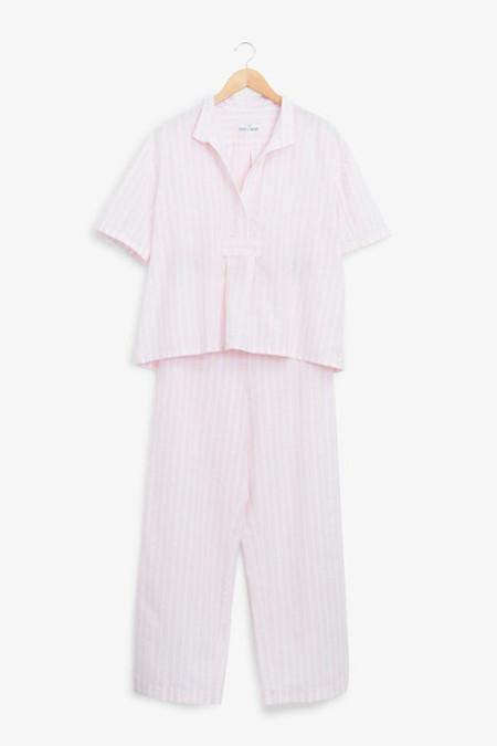 Rebecca Bree x The Sleep Shirt Pajama Set