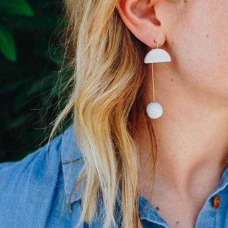 jujumade Pin Earrings