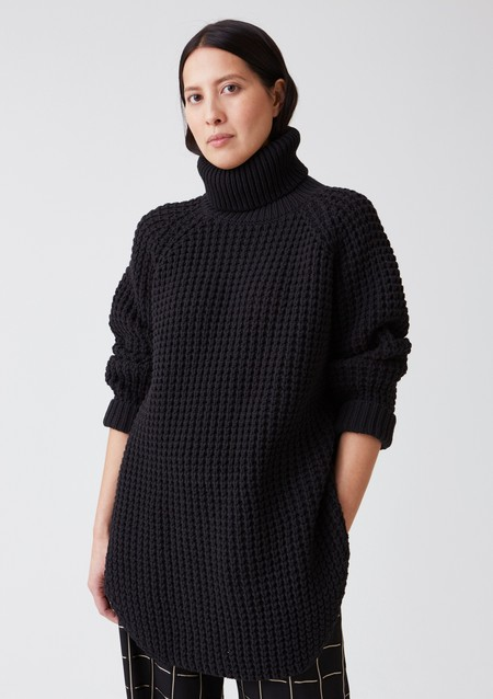 Hope Grand Sweater - Black