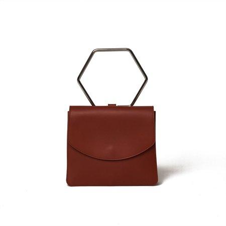 VereVerto Novo Handbag - Brown