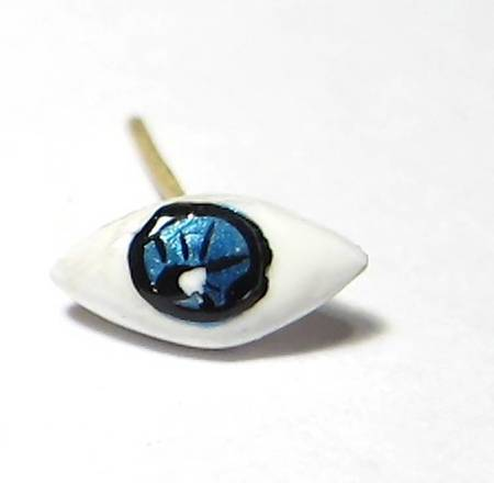Susan Alexandra Single Studs Earrings