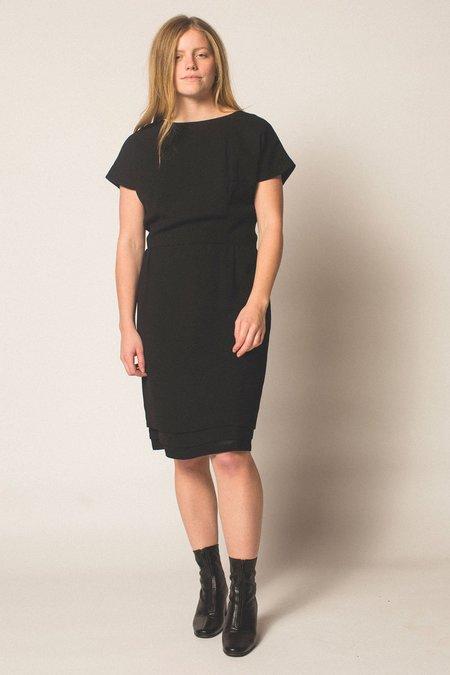 Preservation Vintage Dress - Black