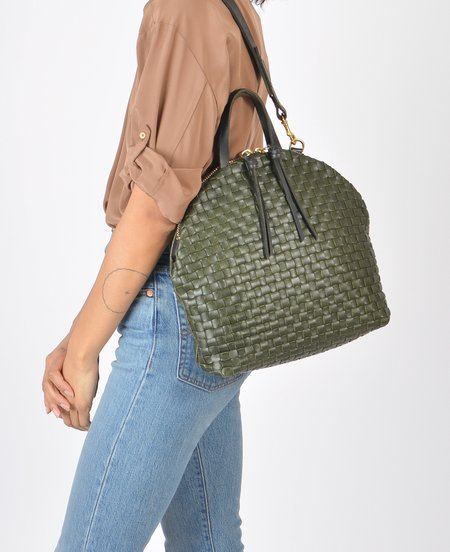 Eleven Thirty Anni Large Woven Shoulder Bag