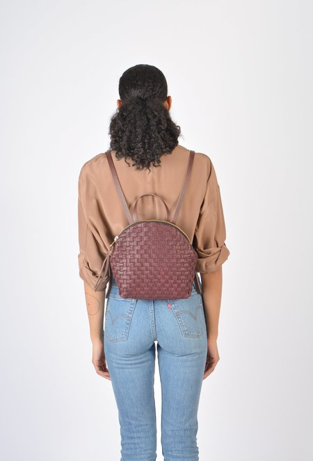 Eleven Thirty  Anni  Woven Mini Backpack