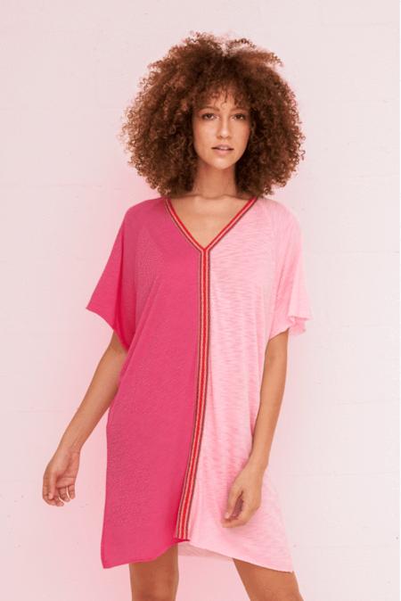 Pitusa Pima Mixed Mini - Light Pink/Hot Pink