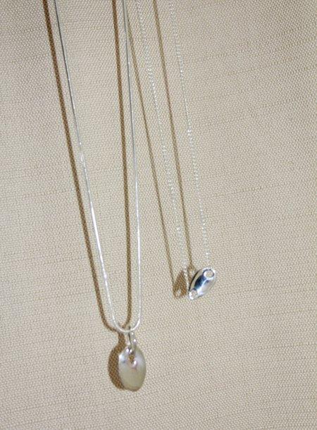 Coyote Negro Medallion No.2 Necklace