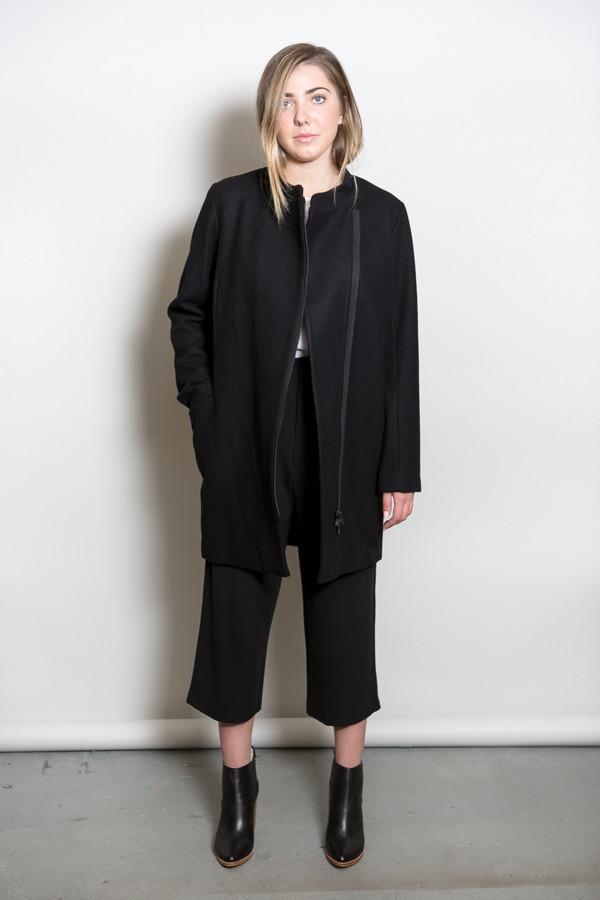 Just Female Clea Ovoid Coat