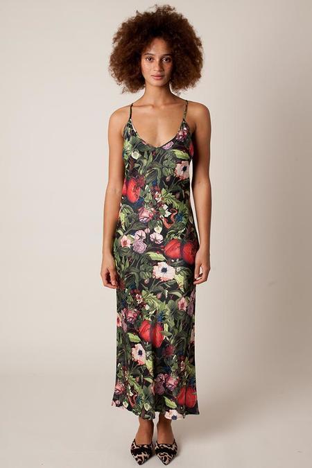 Rachel Antonoff Sybil Slip Dress - Organ Garden