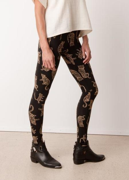 Komana Arizona Leggins - Cheetah Print