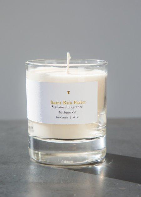 UNISEX Saint Rita Parlor Signature Parfum Candle