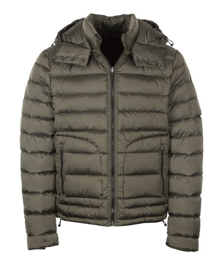 49 Winters The Down Jacket - Green