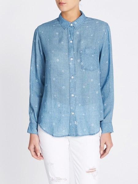Rails Ingrid Shirt - Blue