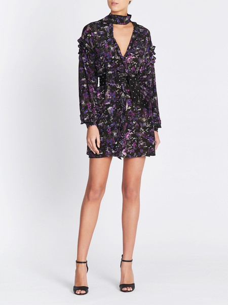 IRO Equate Dress - Purple