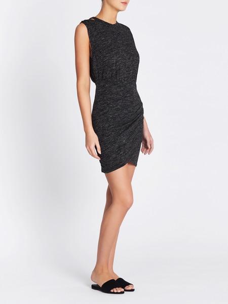 IRO Plush Dress - Mixed Grey