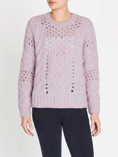IRO Fordon Sweater - Lilas