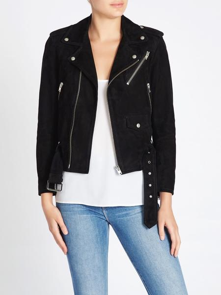 IRO Guape Jacket - Black