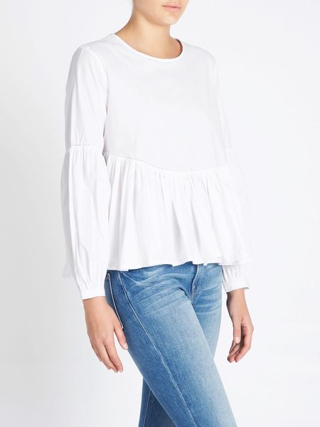 Joie Haukea Top - White