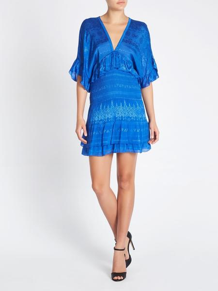 IRO Stacy Dress - Cobalt Blue