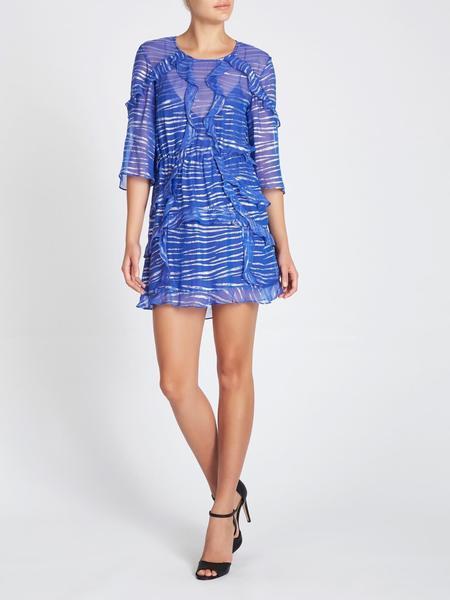 IRO Eorie Dress - Blue