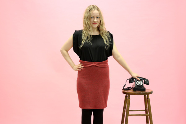 Eve Gravel Lachine Dress | Brick Lane
