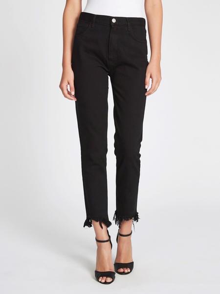 MiH Jeans Mimi Jean - Black Cat