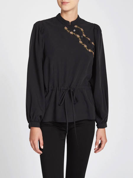 MiH Jeans Golborne Shirt - Black