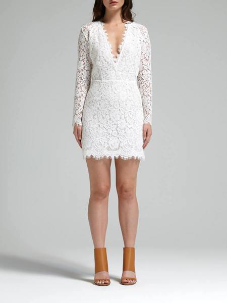 IRO Calix Dress - White