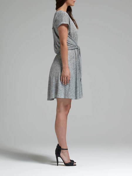 Rebecca Taylor Jersey Wrap Dress