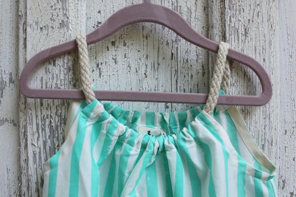 Kid's Noe & Zoe: Dress w/ String