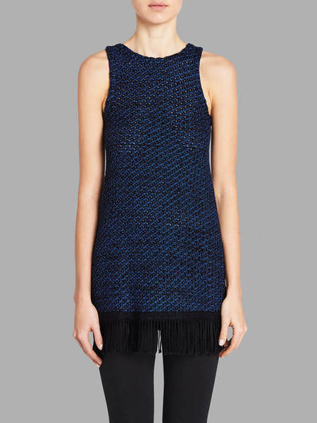 N / Nicholas Knit Fringe Tunic