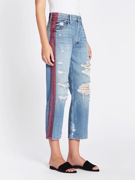 Mother Denim The Trasher Jean
