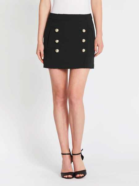 Camilla and Marc Azalea Mini Skirt - BLACK