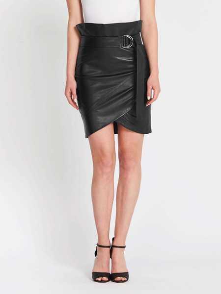 IRO Magma Skirt - Black
