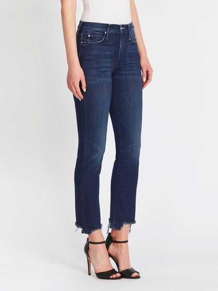 Mother Denim The Rascal Ankle Chew Jean - Tongue in Chic