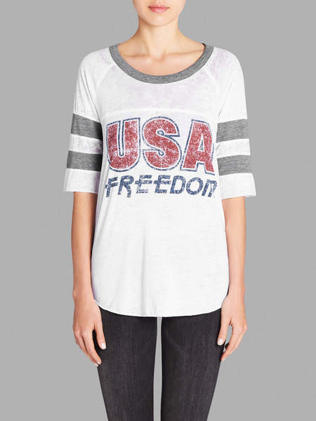 Chaser LA Usa Freedom Top