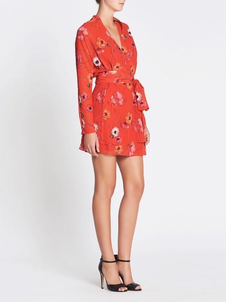 Camilla and Marc Mona Mini Dress - RED