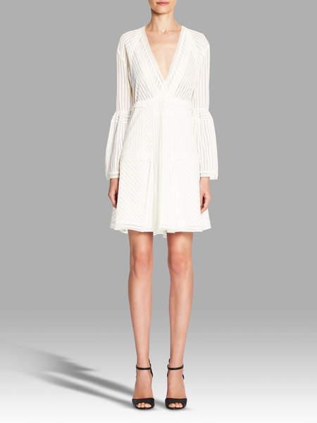IRO Gwen Dress - White