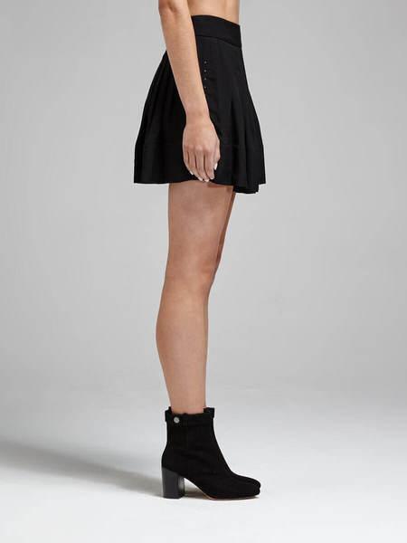 IRO Bloomye Skirt - Black
