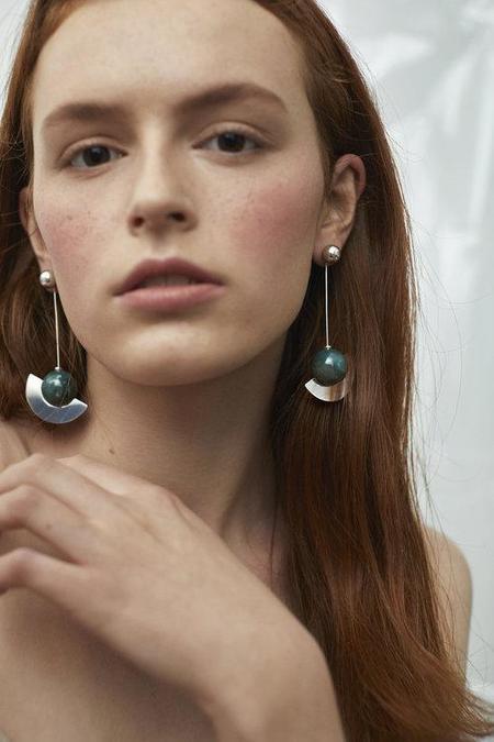 Yuun Kepler Drop Earrings