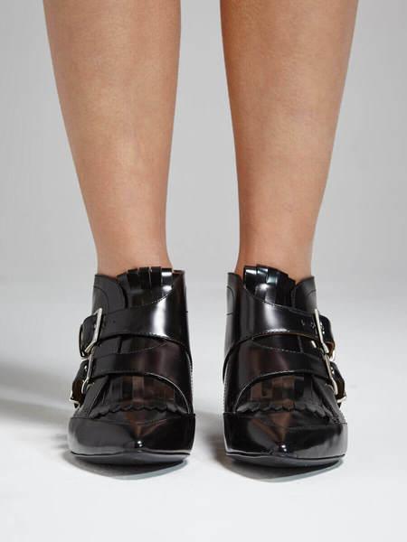 IRO Nixy Boot - Black