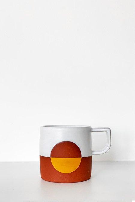 Wolf Ceramics Moon Mug