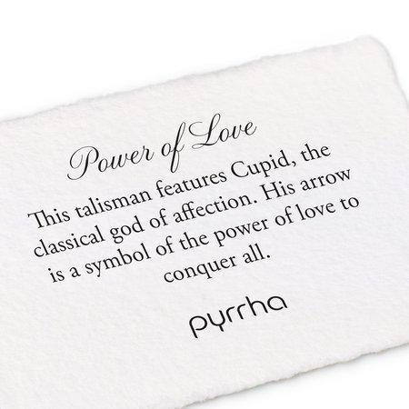 Pyrrha Power of Love Necklace