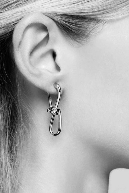 Annelise Michelson Wire Earring - Gold