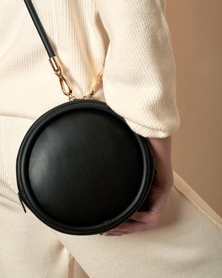 Hozen Vegan Canteen Bag - Onyx