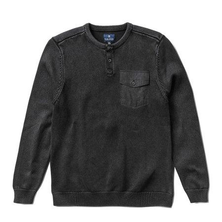 Roark Revival Scout Sweater - BLACK